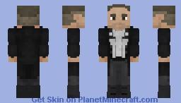Punisher (MCU) (Alt in Desc.) Minecraft Skin