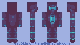 Some Robot Thing (Limited Palette Contest Entry) Minecraft