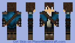 My Hunter Minecraft Skin