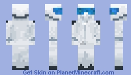 The Stig Minecraft Skin