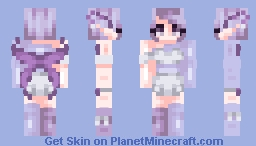 Somebody That I Used to Know~ Minecraft Skin