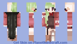 Carry Me - FS Minecraft Skin