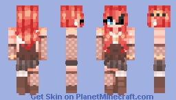 ✩☁ᑢᖇᗩᗷ☁✩ Pirate Minecraft Skin