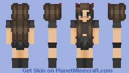 kinda looks evil but mkay xD Minecraft Skin