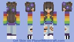 Not So Straight ;) Minecraft Skin