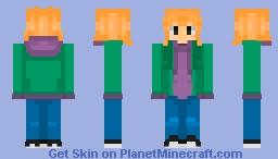 += Matt - EddsWorld =+ Minecraft Skin