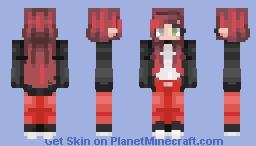 Evie - RQ Minecraft Skin