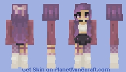 Sink In ~♡ Minecraft Skin