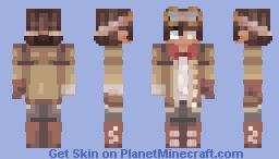 OC - Sarcasm Minecraft Skin