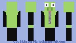 Gir Pig Minecraft Skin