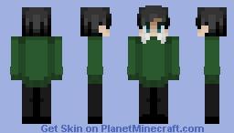 tobias Minecraft Skin