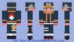 Obito Pig Minecraft Skin