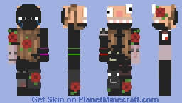 For waning :P Minecraft Skin