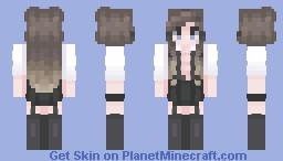 모치 - Jennie (BLACKPINK) As If It's Your Last. Minecraft Skin