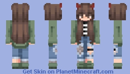 ♥another cutie devil♥ Minecraft Skin