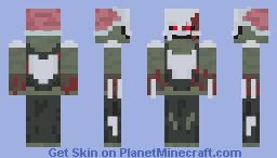 Bloodshed Minecraft Skin