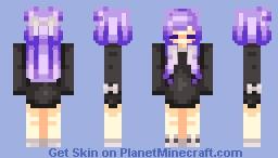子守唄 𝓁𝓊𝓁𝓁𝒶𝒷𝓎 Minecraft Skin