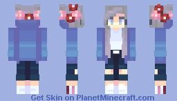 &burn Minecraft Skin