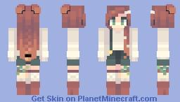 botanica Minecraft Skin