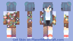 hera Minecraft Skin