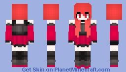 Lazari~ Minecraft Skin