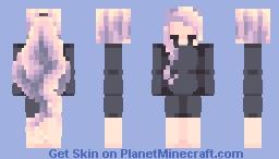 Shadows Minecraft Skin