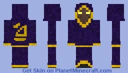 The Cultist Minecraft Skin
