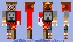 MCRedstoneYT64 Minecraft Skin
