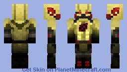 Blitzen/Earth-X Reverse Flash/Earth-X Flash Cw Minecraft Skin