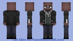 Amenadiel - Lucifer TV Show Minecraft Skin