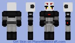 THE GRAND INQUISITOR (SW REBELS) Minecraft Skin