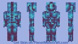 Ocean Mysteries Minecraft Skin