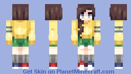 Me You // ST // 600 subs Minecraft Skin
