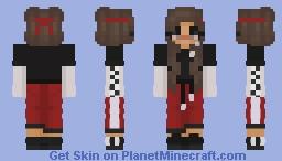 HIGhhh Minecraft Skin