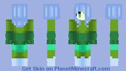 Amber | Glitchtale | Undertale Minecraft