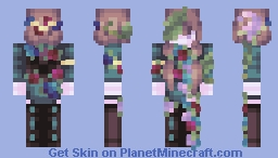 Stories from Elsewhere - CE Minecraft Skin