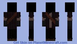Travel Robes Minecraft Skin