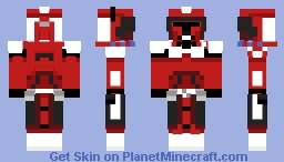 Commander Fox Minecraft