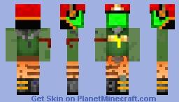 Fortnite Slime Zombie Mario Thing Minecraft
