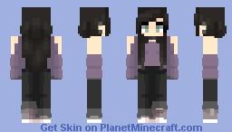 Purple Sweater / Request Minecraft Skin