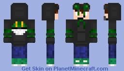 JamesTDG (Original not a Clone) Minecraft Skin