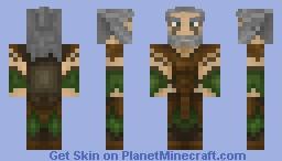 Tribal leader Minecraft