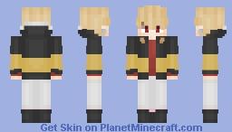 Fuwa, Mahiro | Zetsuen No Tempest Minecraft Skin