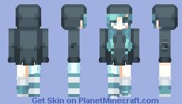 Υυmmγ' - Let It Die ._. Minecraft Skin