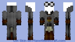 Falmouth Falcons Quidditch Robes (Updated!) Minecraft Skin