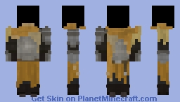Desert Hunter Minecraft