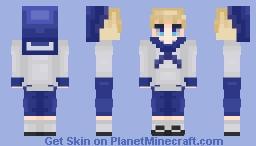 Sealand | Hetalia Minecraft Skin