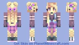 shower l Қíოíєs l ♡ Minecraft Skin