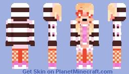 current personal skin Minecraft