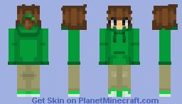 =+ Ell _ EllsWorld += Minecraft Skin